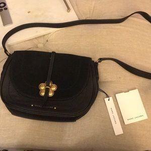 NWT Marc Jacobs brooch crossbody bag